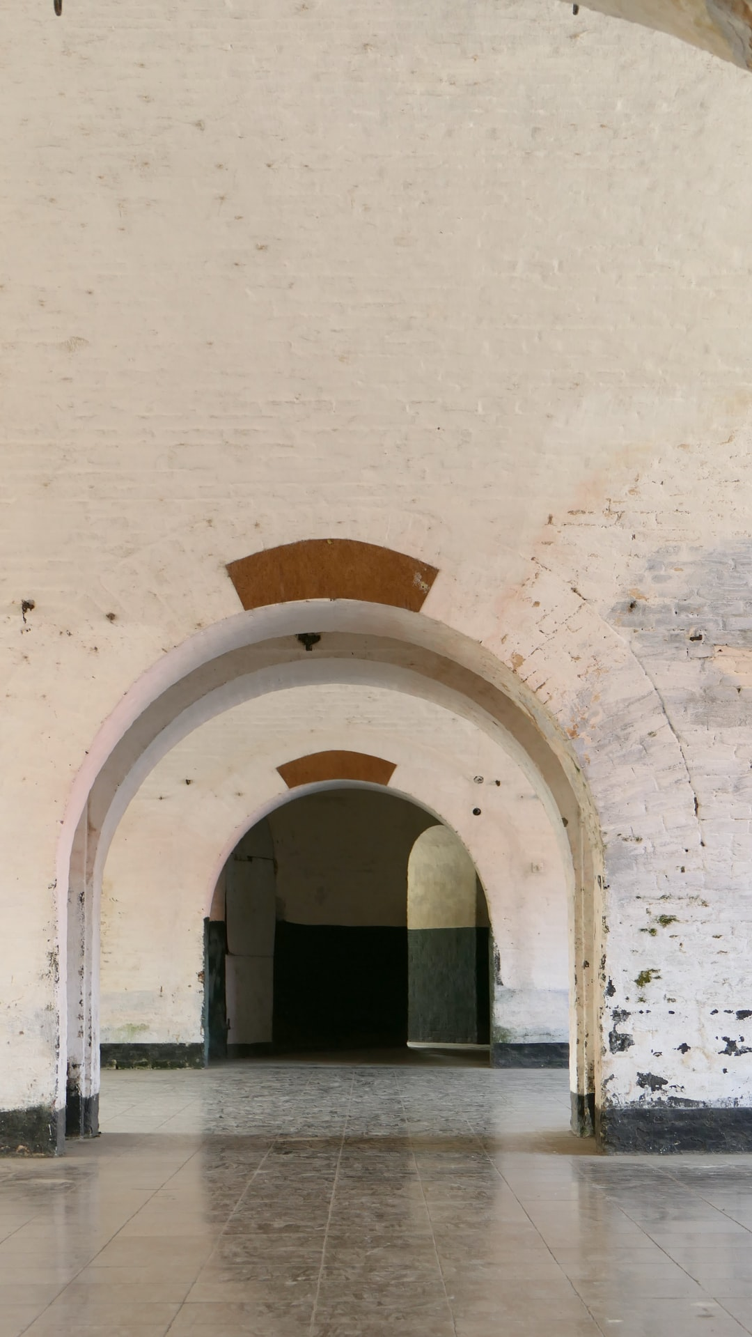 Hallway of the Fort