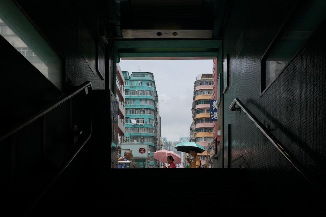 Hong Kong Umbrella Photo in Sham Shui Po, Kowloon, Hong Kong