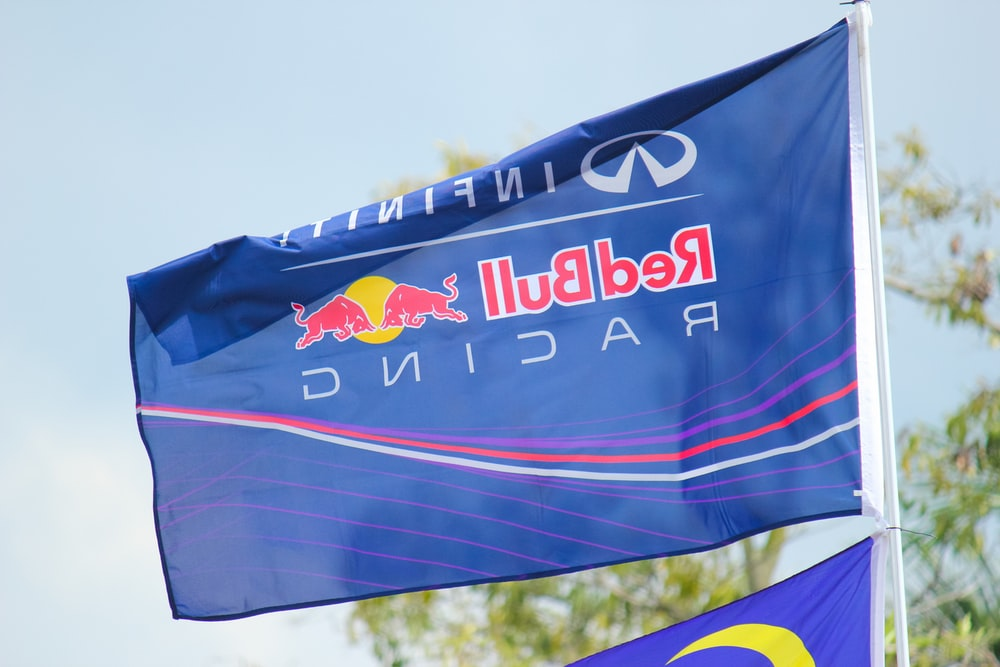 Red Bull flag