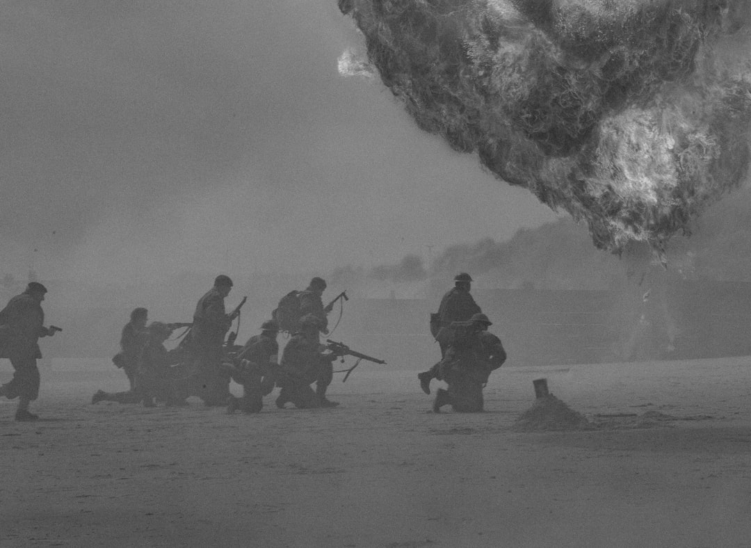 Taken at a D-Day reenactment in Blyth, northumberland, UK