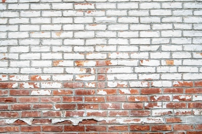 white and brown brick wall brick zoom background
