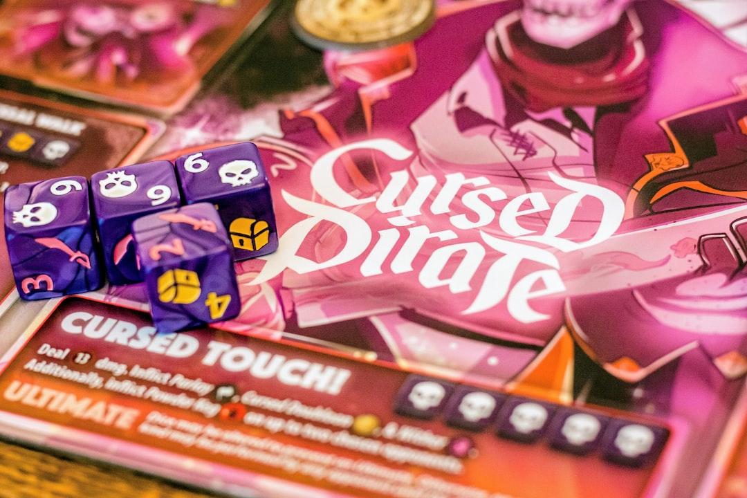 Dice Throne - Season 2 Battle Chest - Cursed Pirate