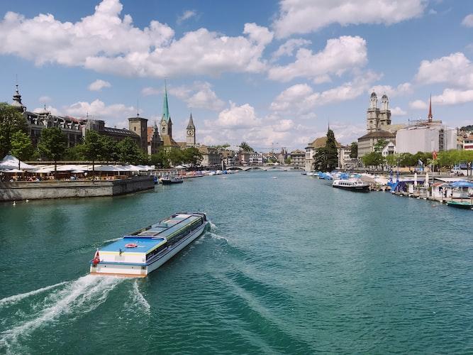 Zurich, Top Honeymoon Destinations in Switzerland