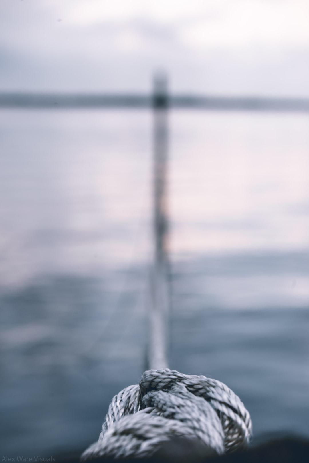 Lead rope...