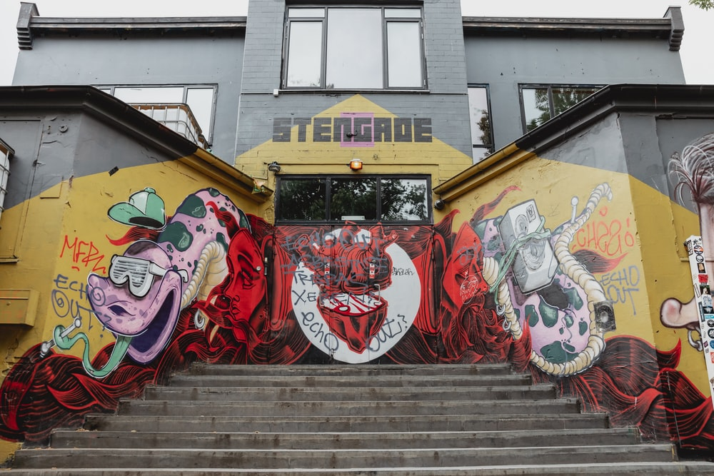 wall grafitte