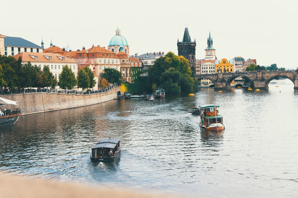 romantic cities in europe prague