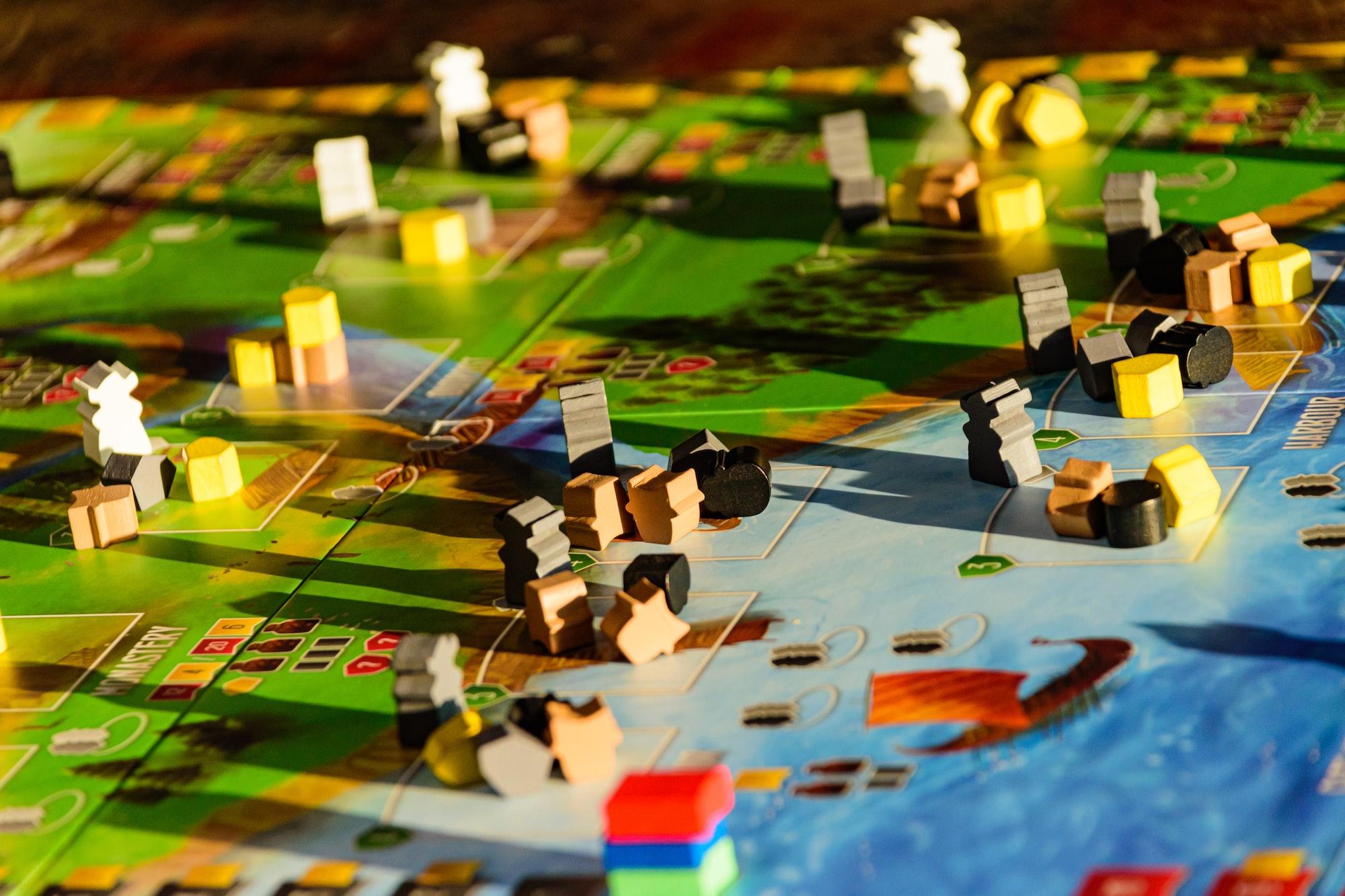 6 Juegos de Mesa que Puedes Jugar via Zoom