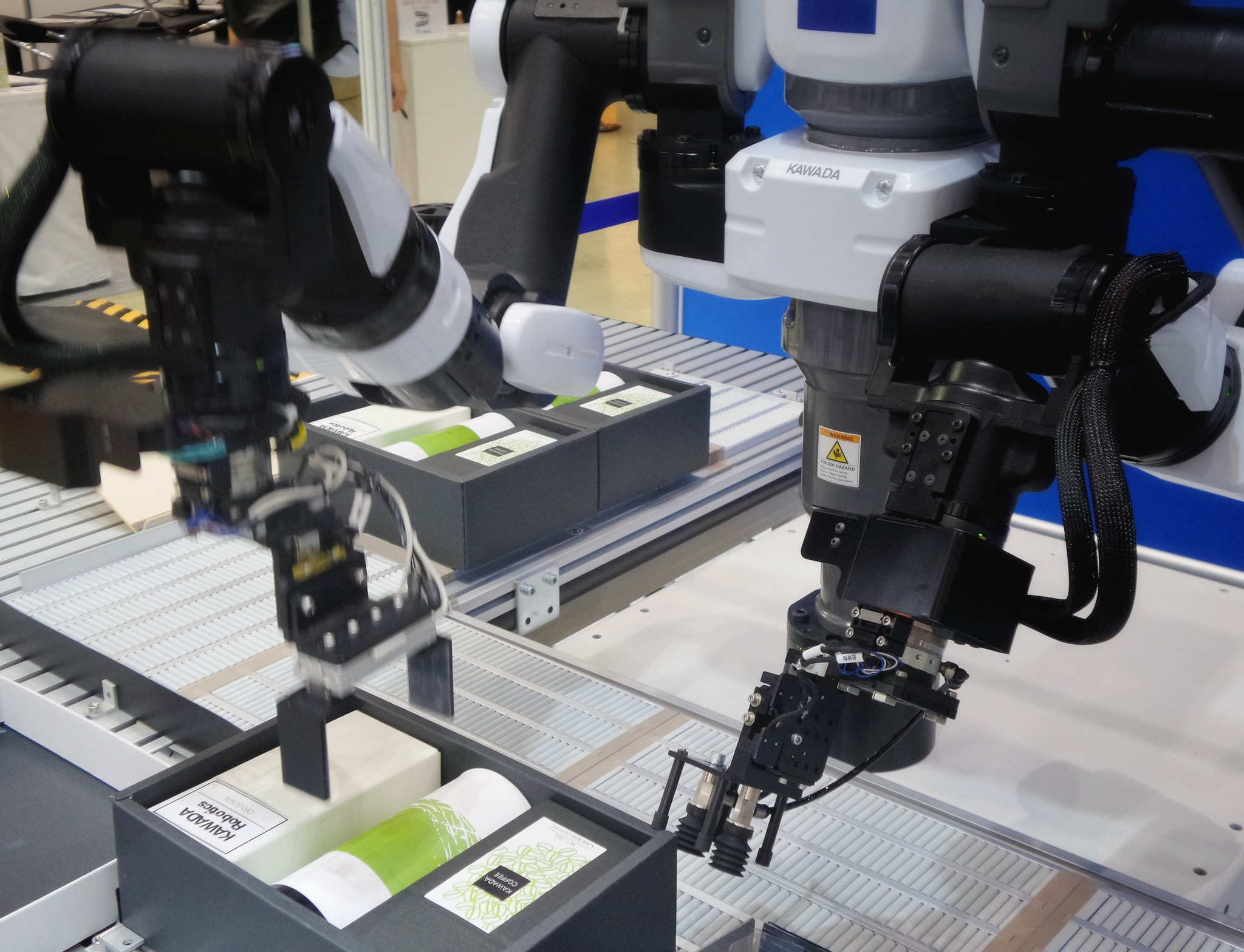 Gaining the Edge on Collaborative Robotics (Cobots) Knowledge