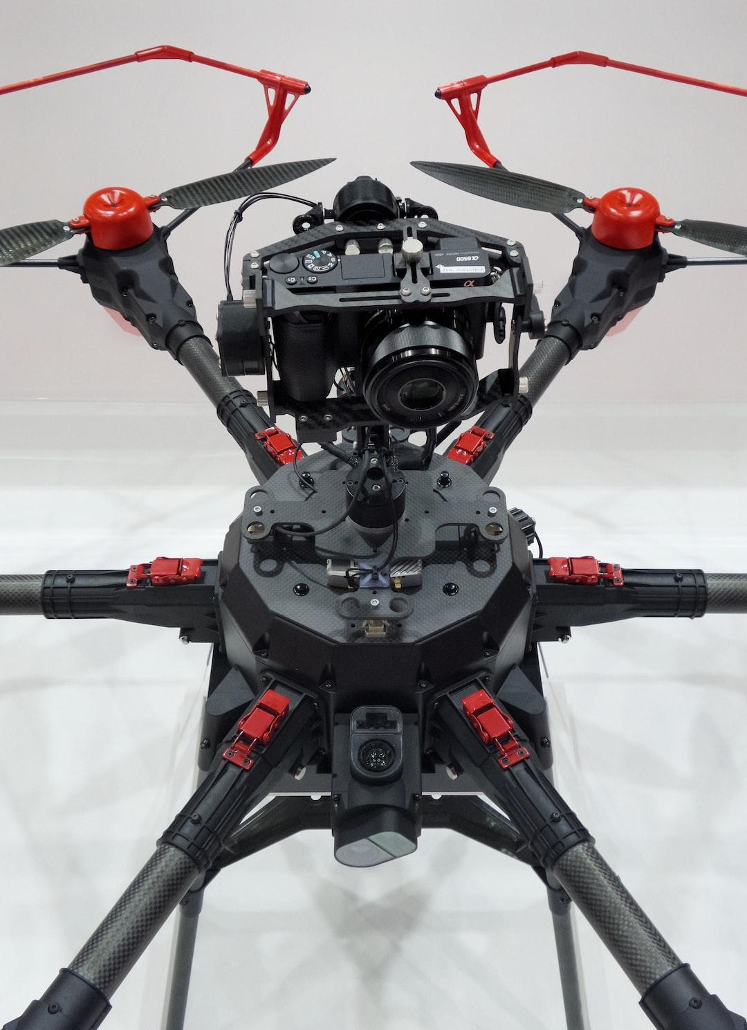 Arachno-Drone