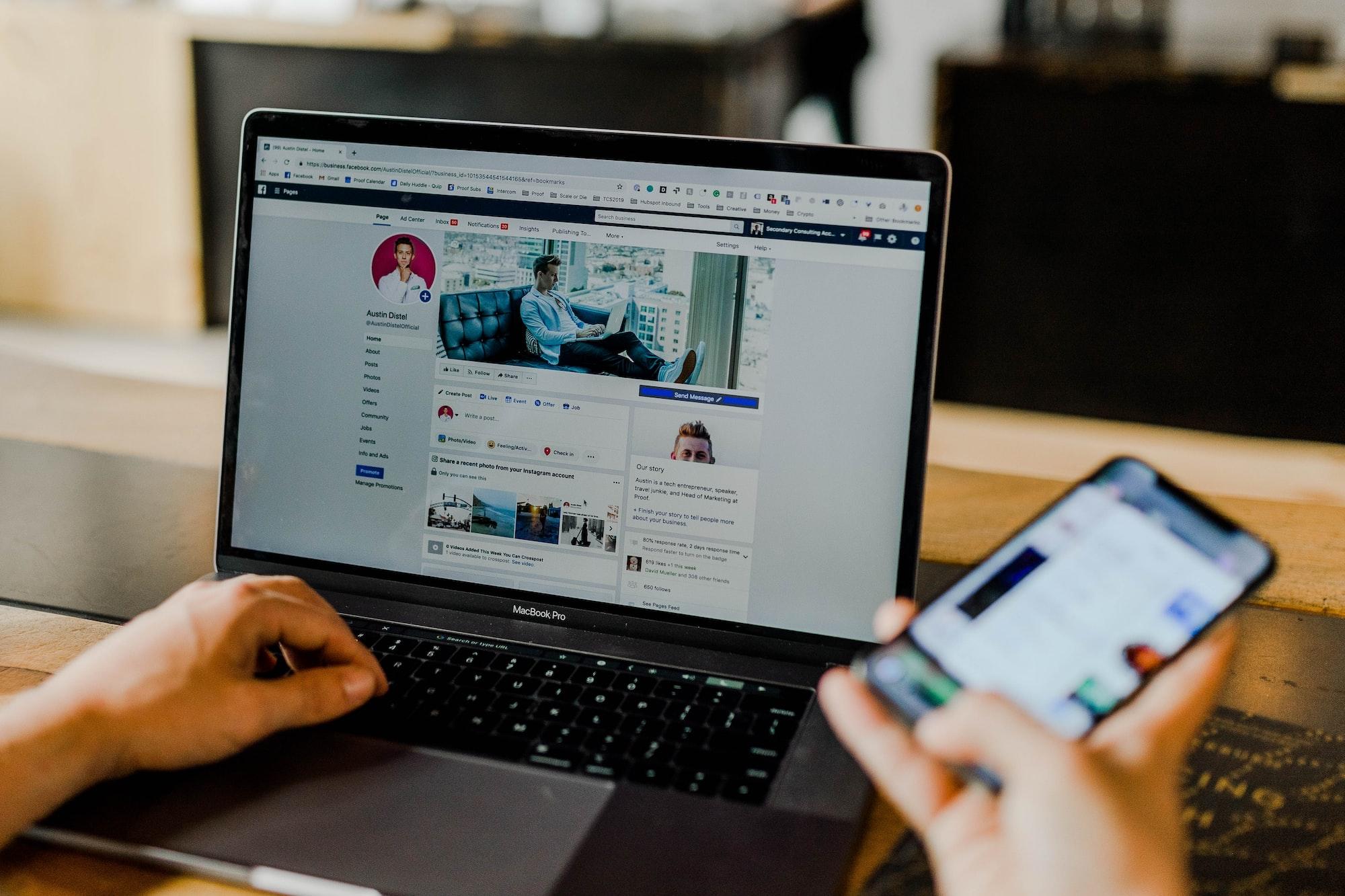 Neue Möglichkeiten für Werbeanzeigen auf Facebook und Instagram