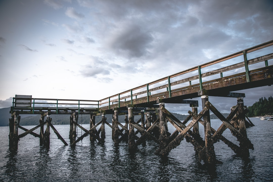 A sentimental place for me. A picture of Hopkins Wharf on the Sunshine Coast in British Columbia Canada. This photo was taken by myself at 5:30 AM during sunrise later July. One of the most peaceful places in the world early morning and during the Summer months!  Instagram: @VisualsByRoyalZ