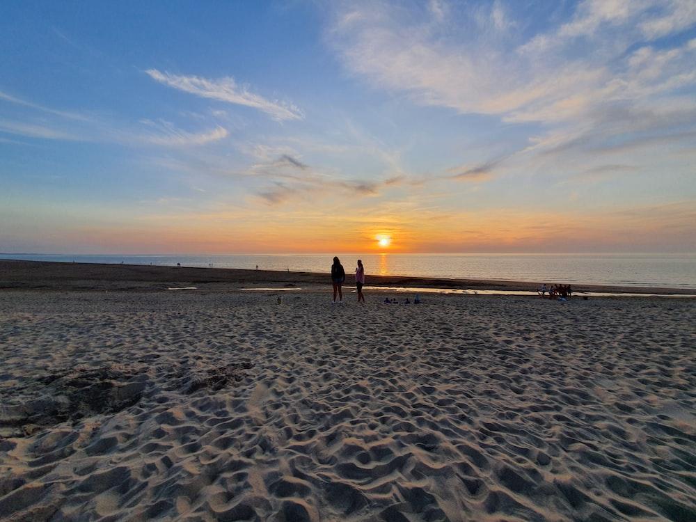 Strand Ouddorp aan Zee