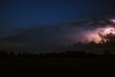 Summertime Lightning