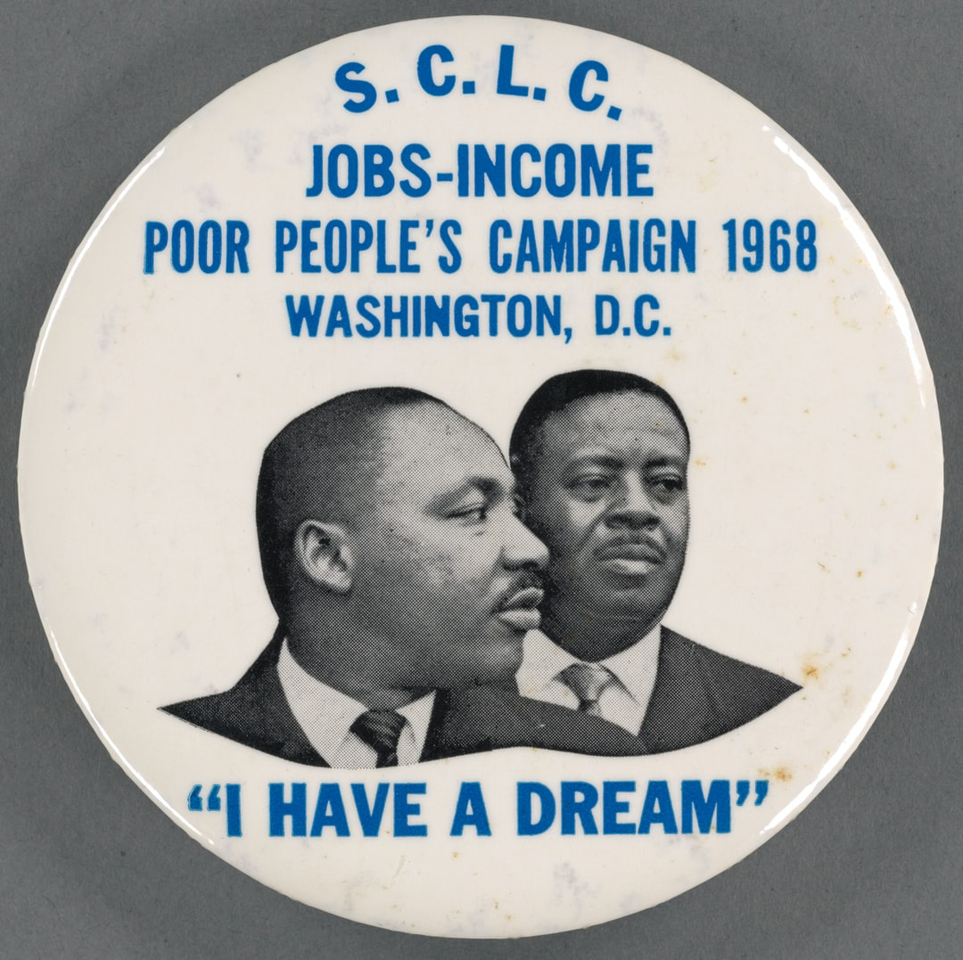 1968.Jobs -- Income: Poor people's campaign 1968, Washington, D.C.