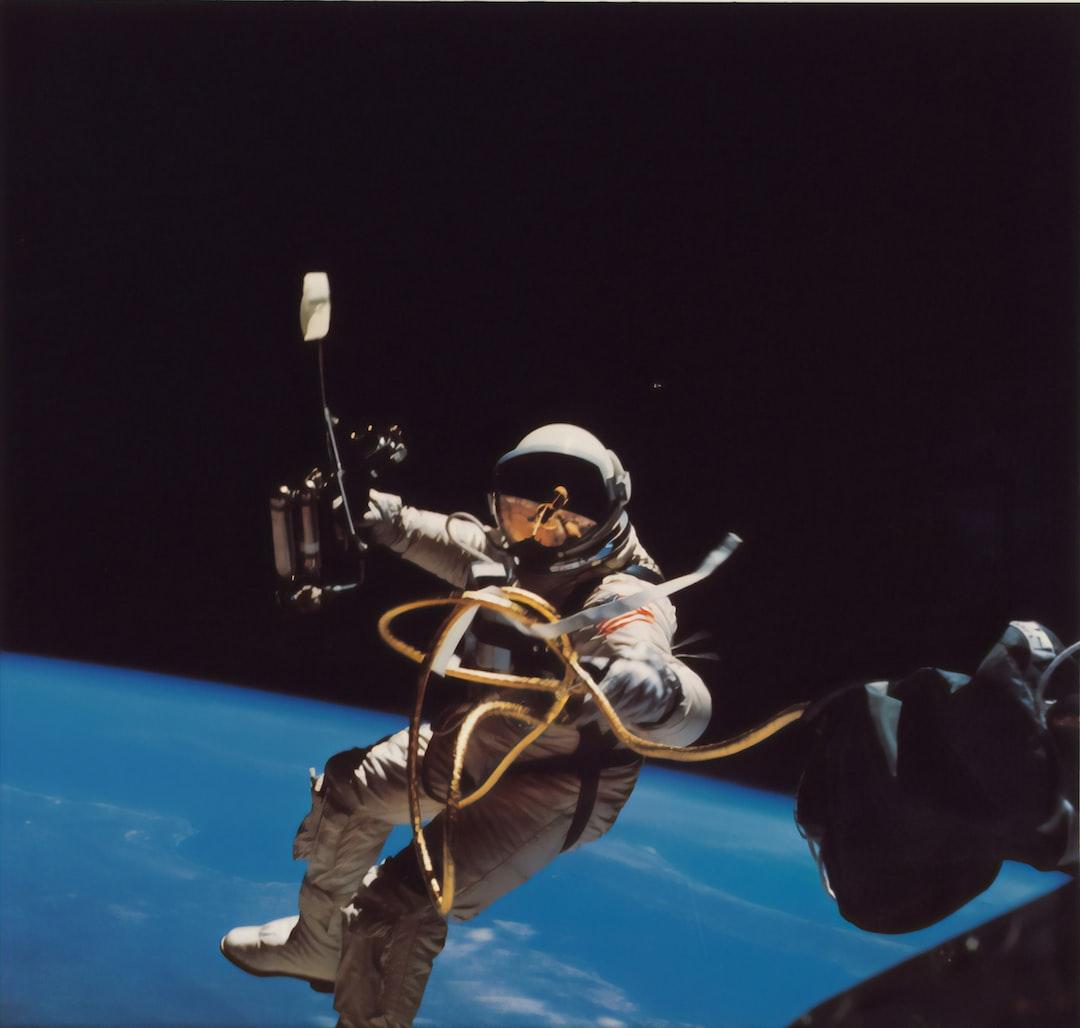 1965. James McDivitt, Ed White, Extravehicular Activity (EVA), Gemini 4 [Spacewalk]