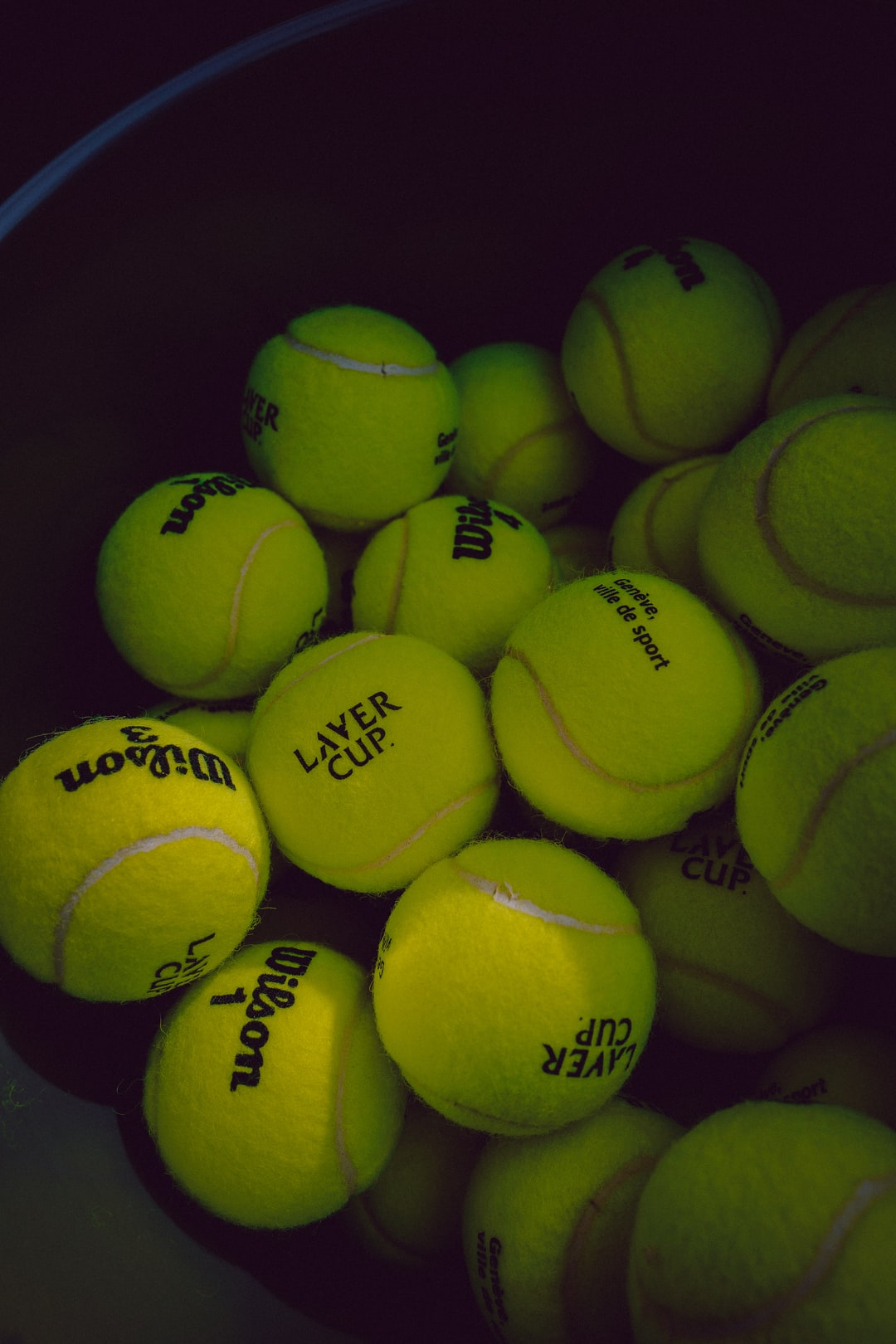Time to play some tennis!