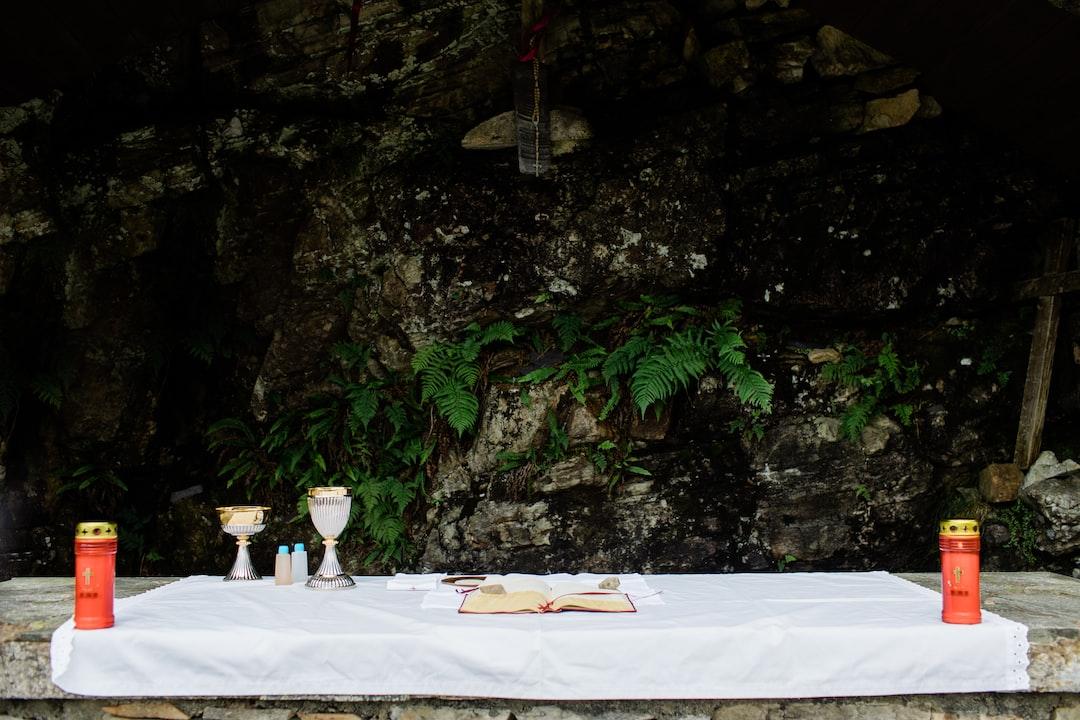 Outdoor Catholic Mass