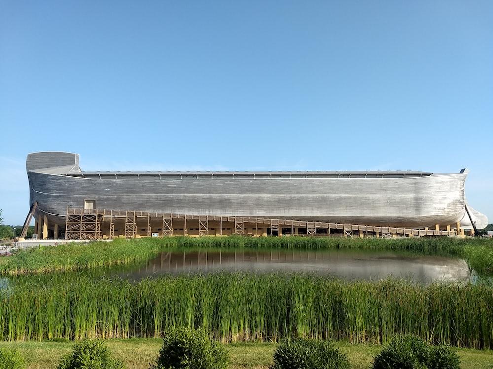 grey wooden ark