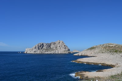 Marseille vue de la corniche Président John Fitzgerald Kennedy
