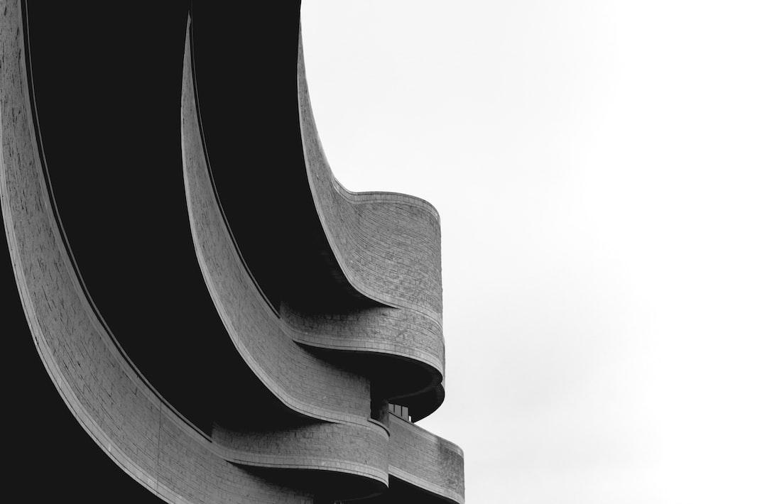 Ottawa museum, Ontario, Canada. 2017. Architecture. (Bnw)