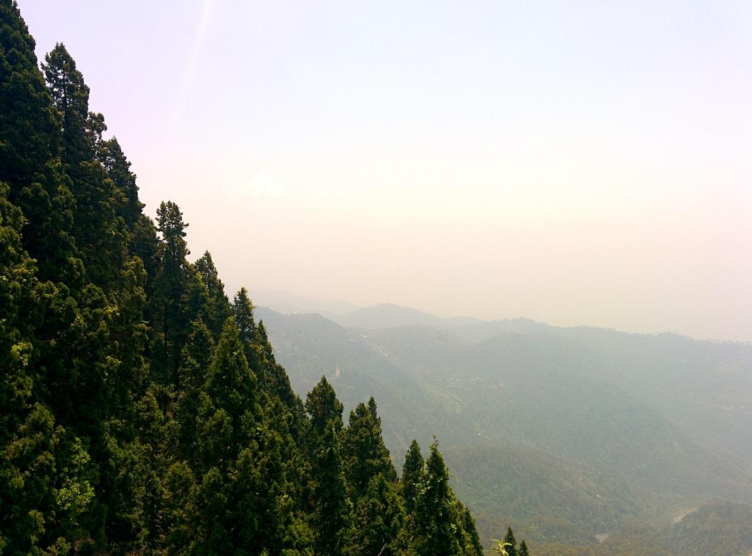 Lower Himalayas, India
