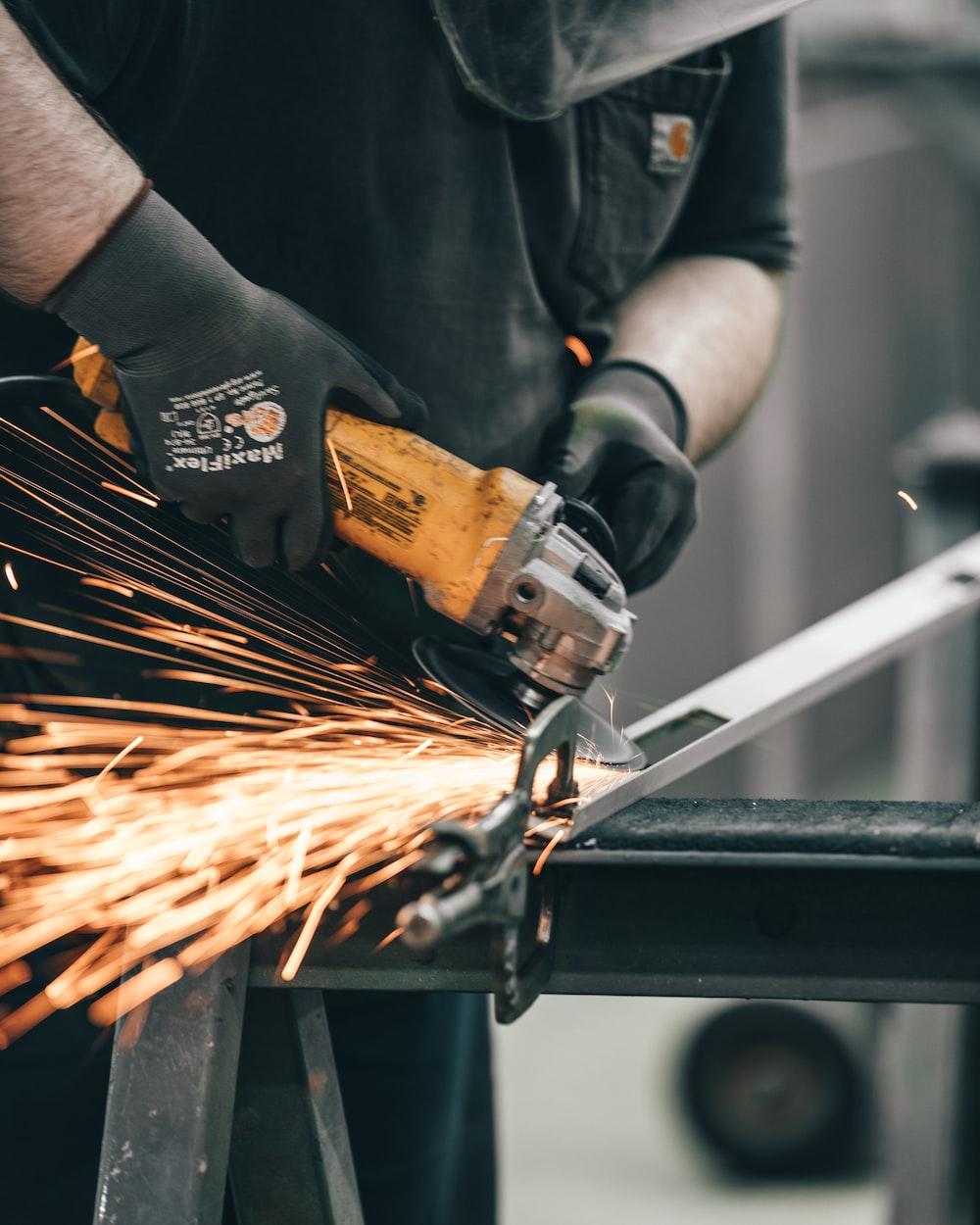 Welding Steel Types