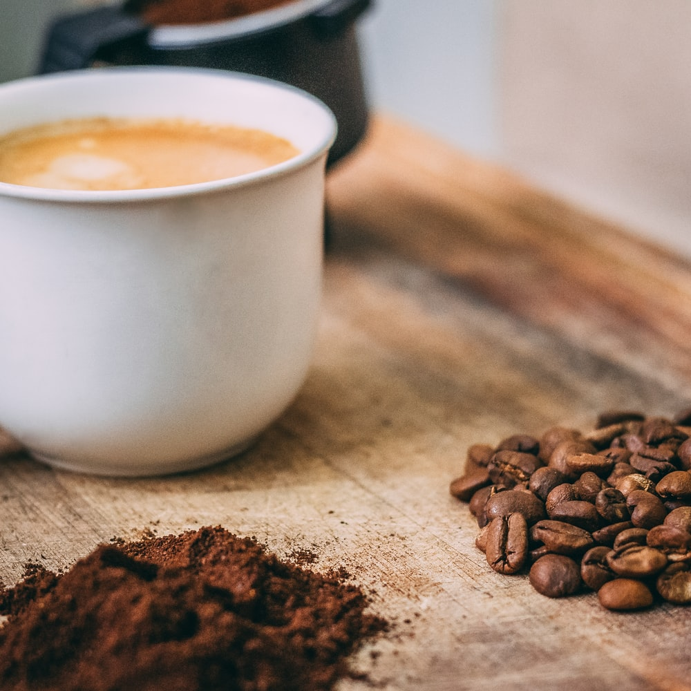 Coffee GroundHd Beans Photo And By Hiratamitsuohirata Mitsuo nNvm80w