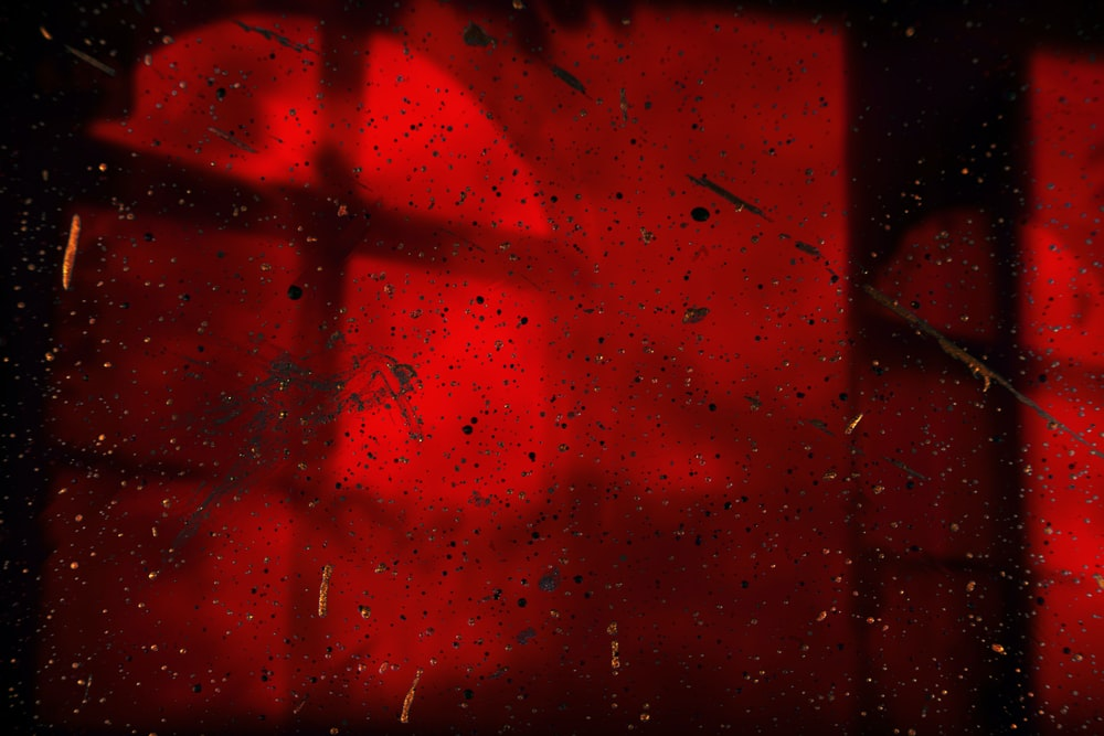 red garment