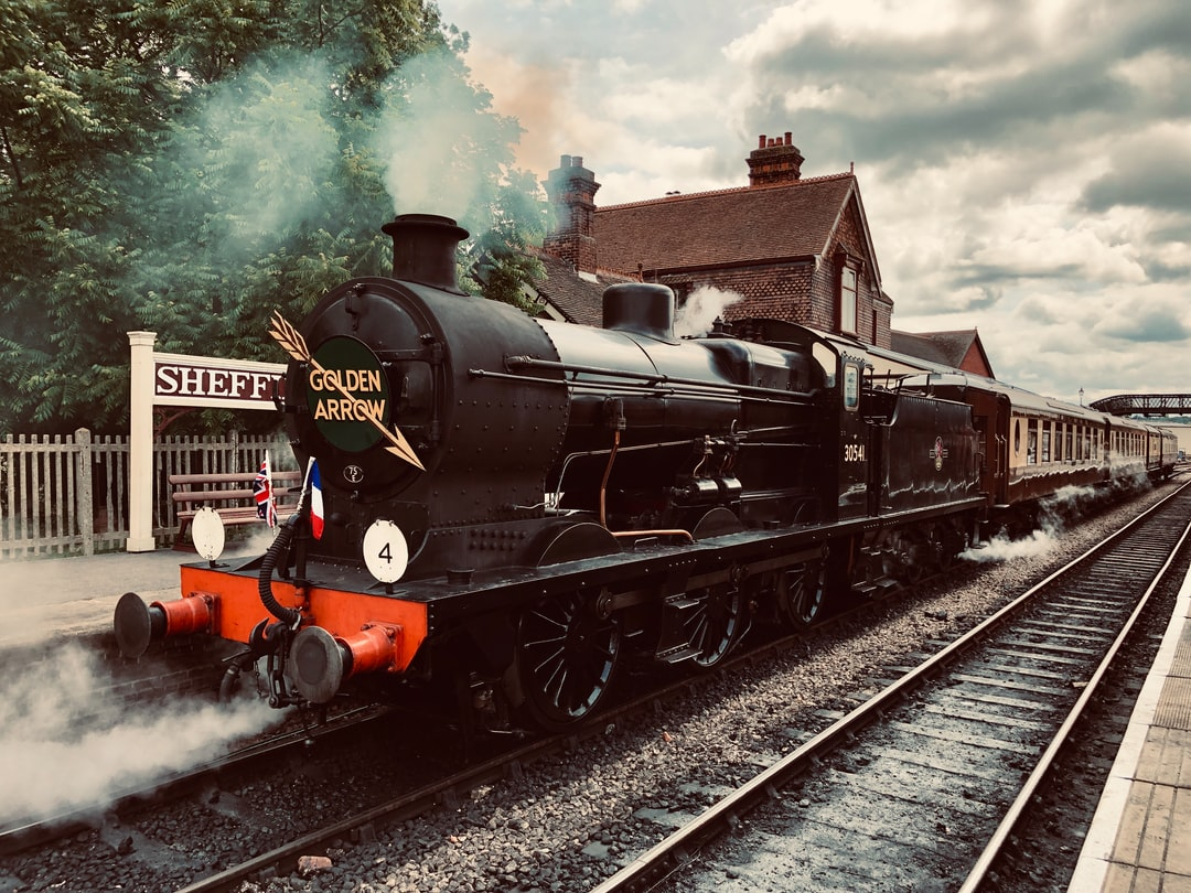 Taken at the Bluebell Railway.