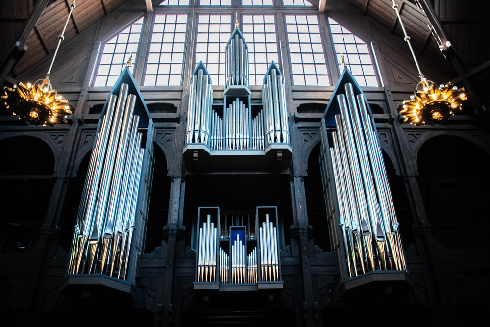 cathedral piano