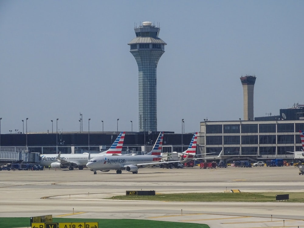 airport during daytime