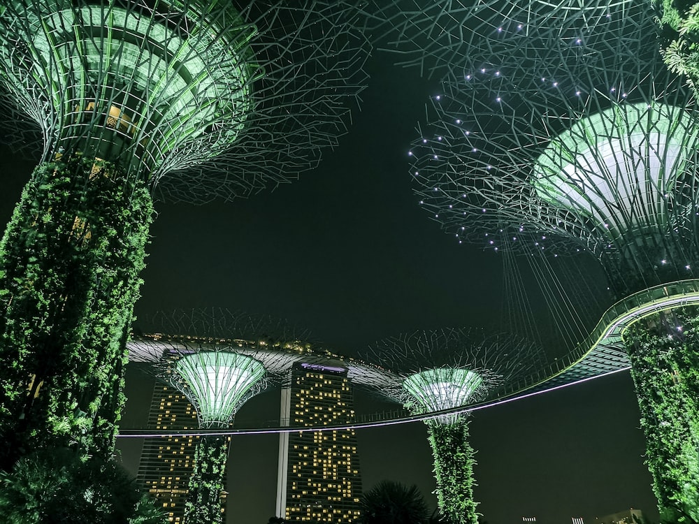 Garden's by the Bay