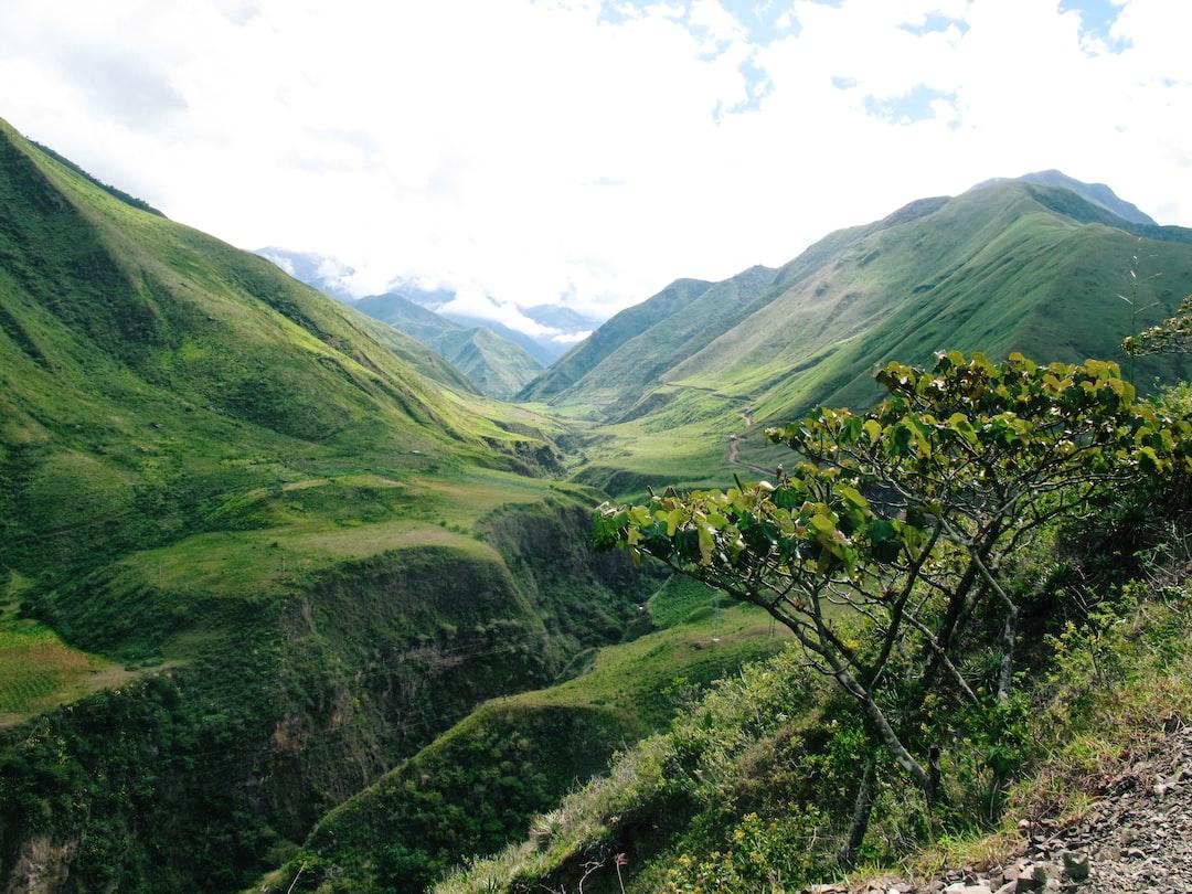 Весь Эквадор за один отпуск