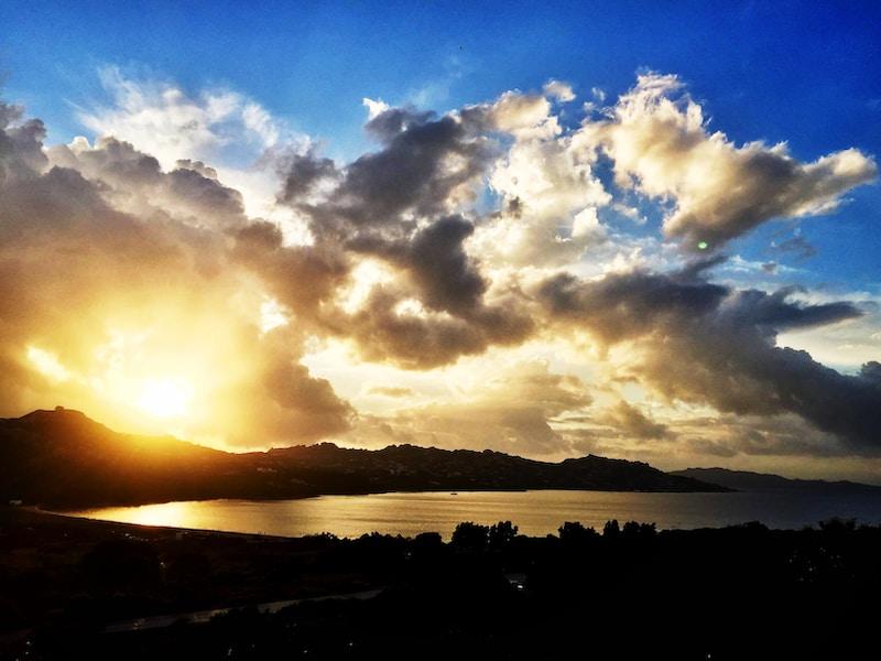 Coldest places in Palau by minimum mean temperature