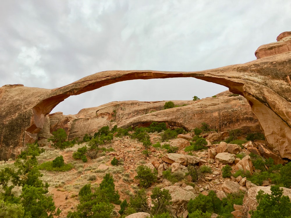 The Landscape Arch. Picture from Christian Wagner