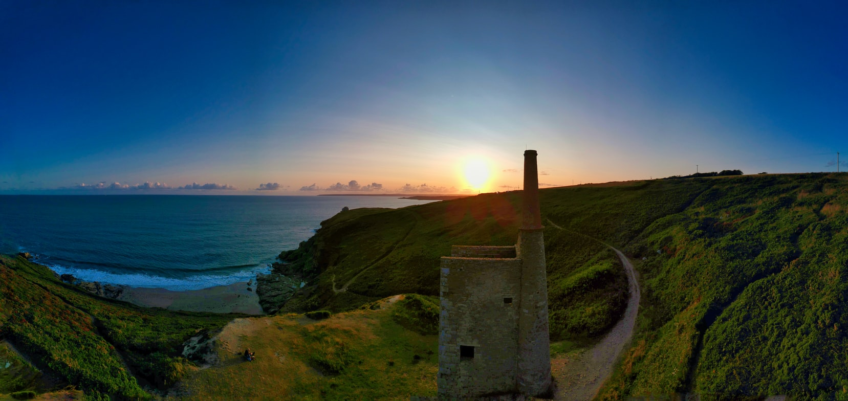 The compass point on the southwest coast path: attractions to see in Bude.