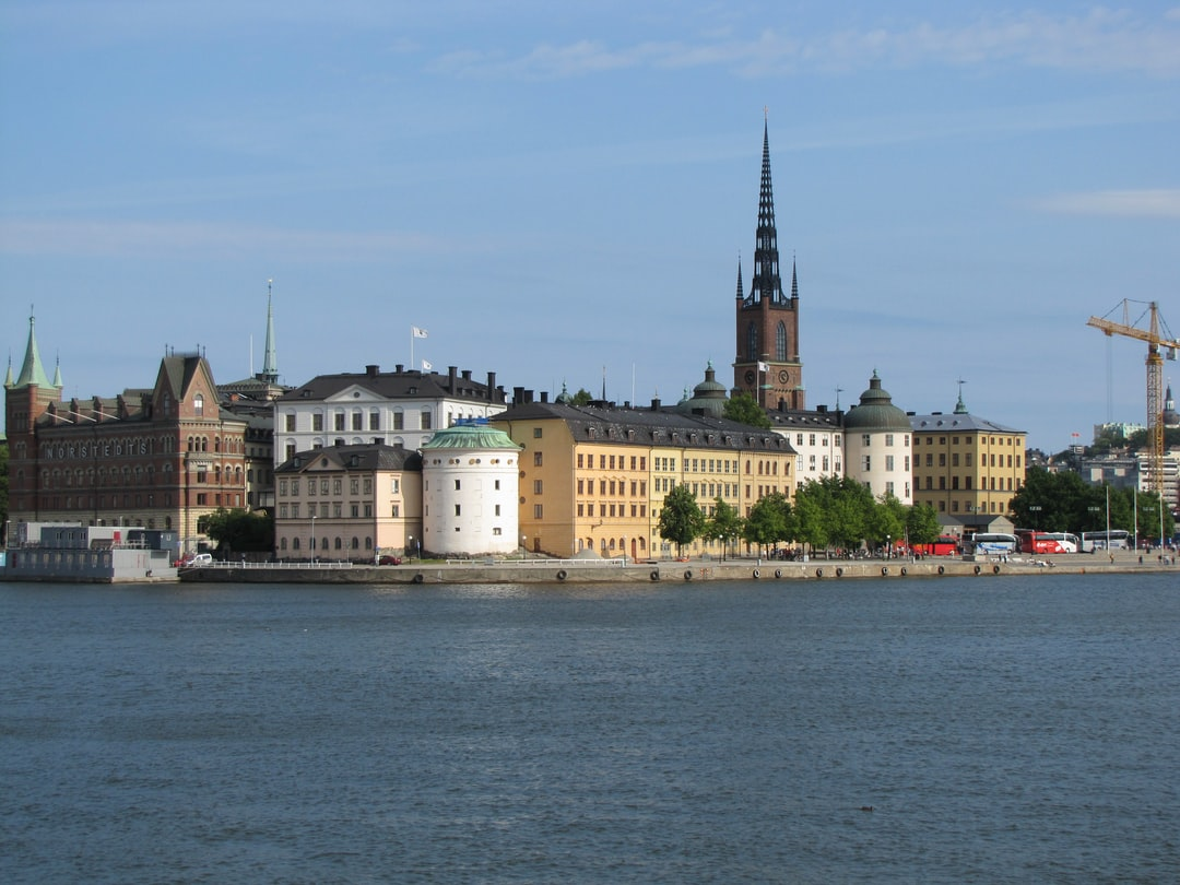 Stockholm capital of Sweden is the cultural, political and economic centre of Sweden.