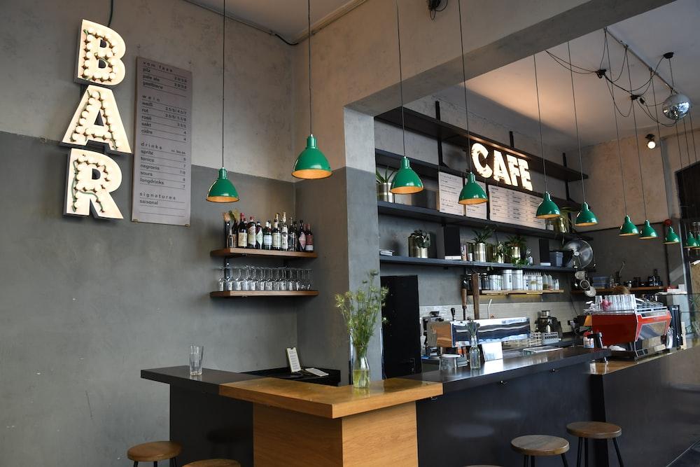 Bar Cafe shop