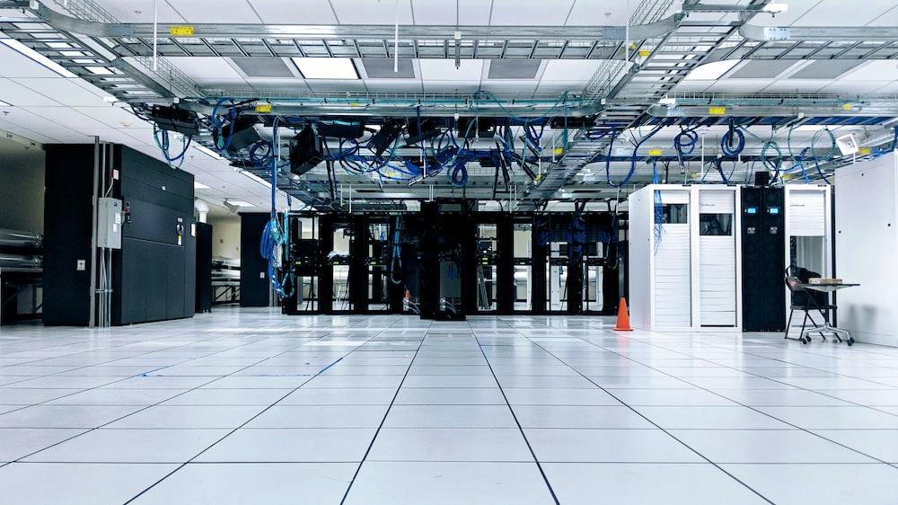 Example of cloud storage servers