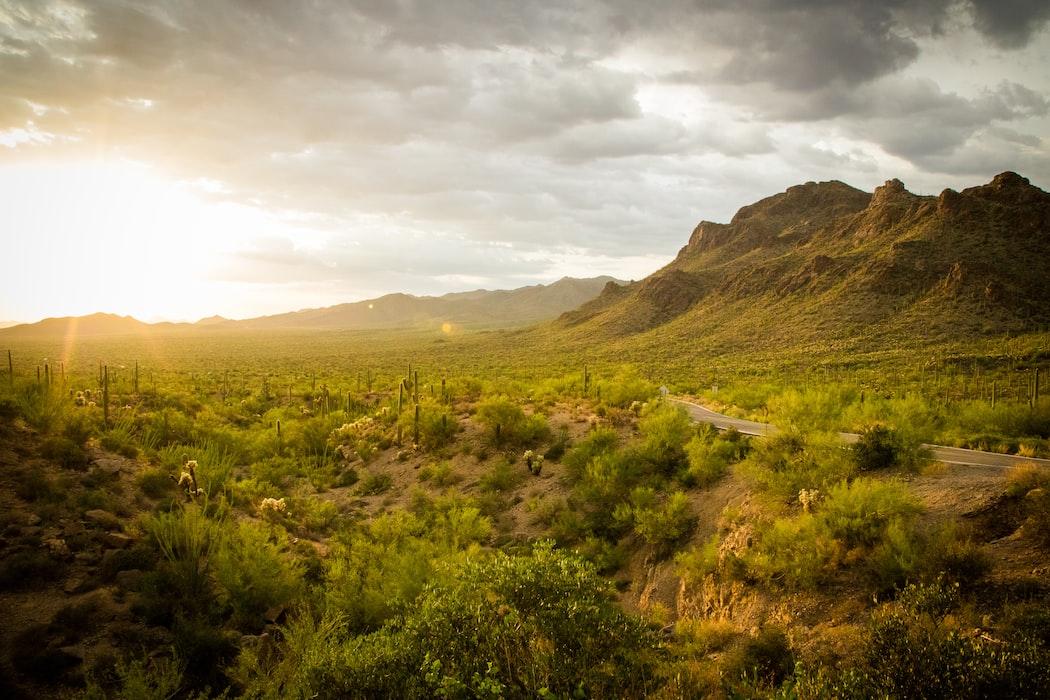 hiking zones in Tucson