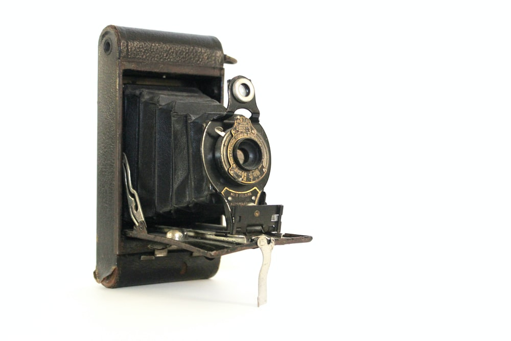 brown box camera