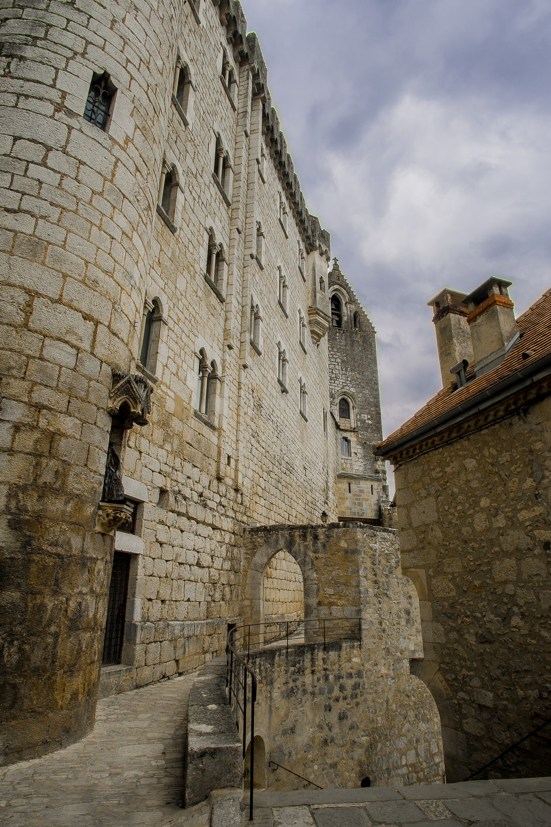 Streets of Rocamadour