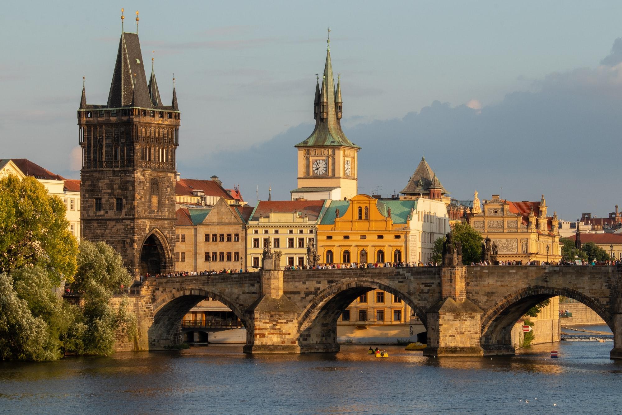 Construcción de Puentes en Europa Central Durante la Edad Media