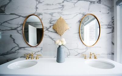 Waarom barok spiegels?