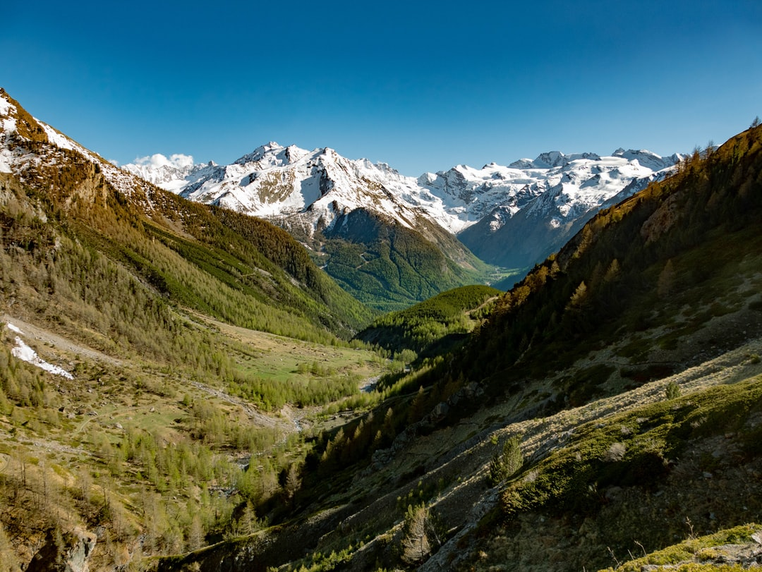 Hiking near Aoste : Cogne Valley