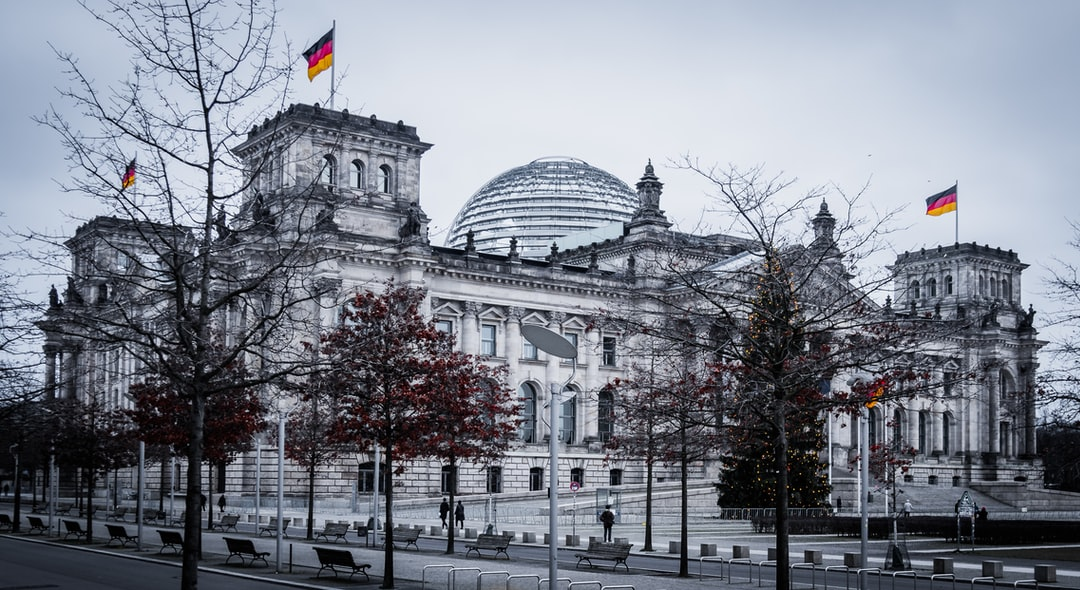 Reichstag building, Germany