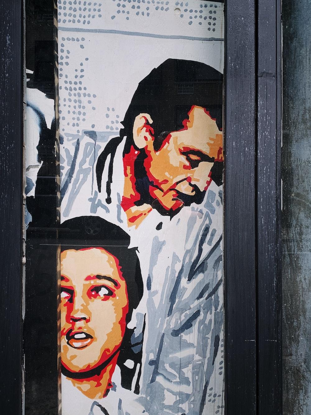 Elvis Presley wall decor