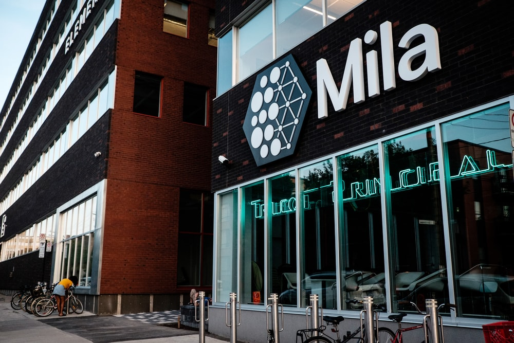 Mila building at daytime