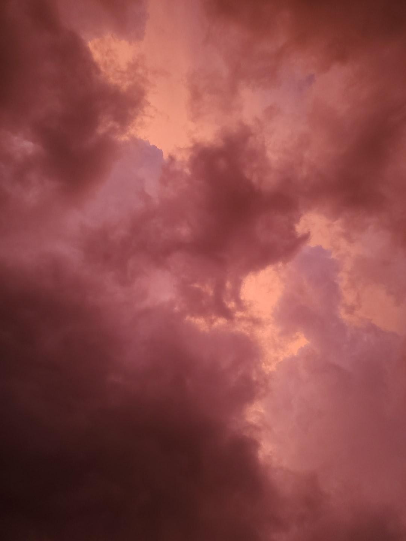 Tarpon springs storm cloud