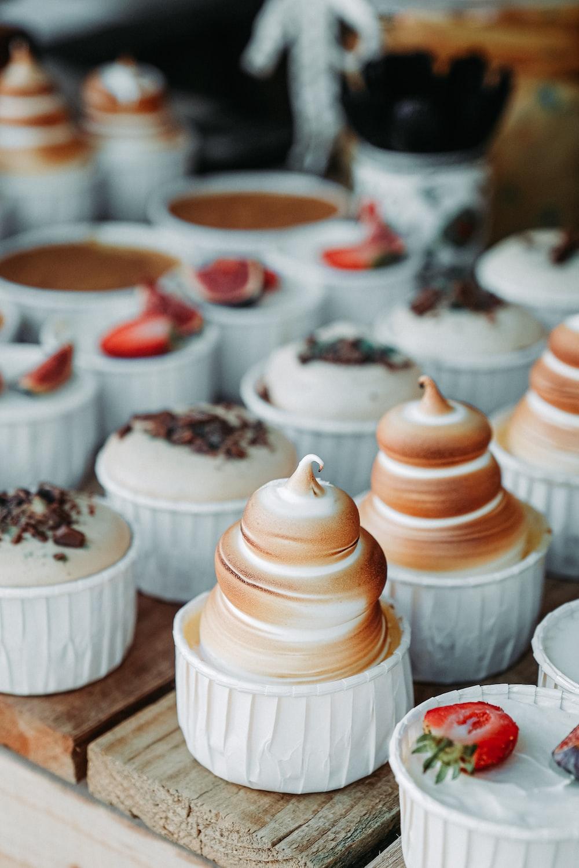 dessert lot